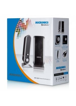 Micronics - Parlante Multimedia Benetton - MIC S320
