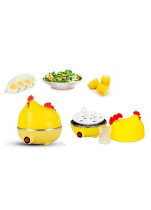 Hervidor Cocedor De Huevos Duros Al Vapor Eléctrico