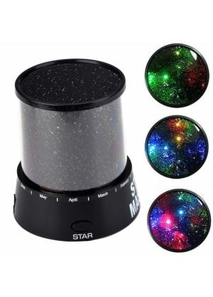 Lampara Star Master Proyectora De Las Estrellas Del Cielo