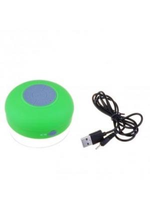 Parlante Bluetooth Resistente al Agua/Acuatico, para la Ducha - Verde