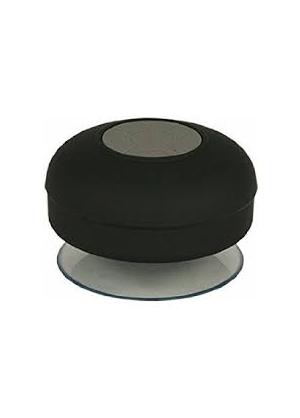 Parlante Bluetooth Resistente al Agua/Acuatico, para la Ducha - Negro