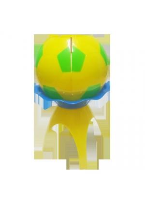 Velas en forma de pelota Amarilla
