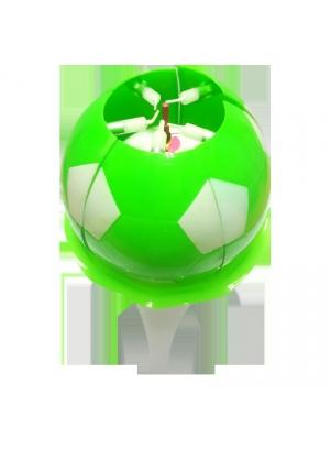 Velas en forma de pelota Verde