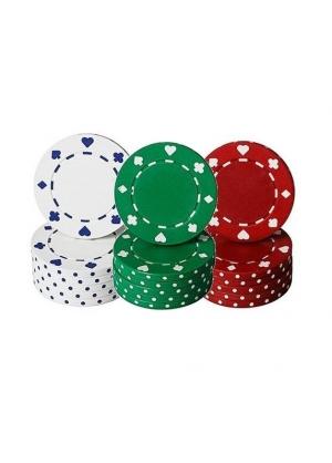 Micromaster - Set de Póker 100 Fichas