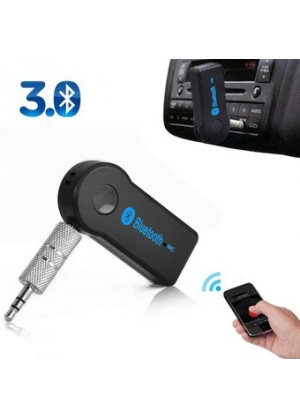 Adaptador/Receptor BT Bluetooth Audio Para Auto, Carro Jack 3.5mm