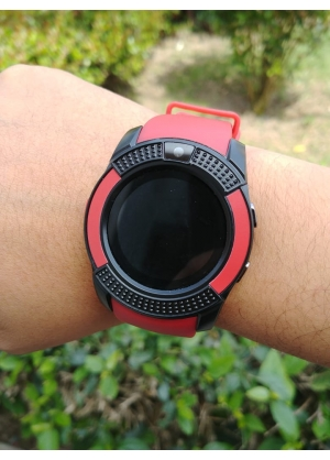 Smart  Watch v8 ROJO