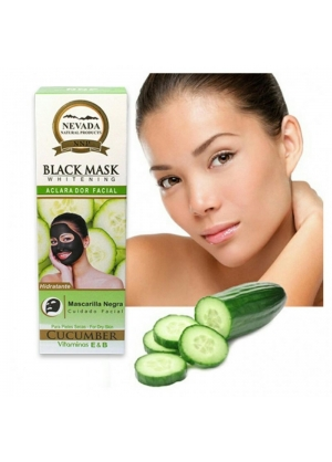MASCARILLA CHARCOAL NEGRA - BLACK MASK