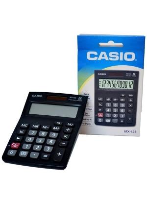 Calculadora A Pila Y Solar  Casio MZ-12S