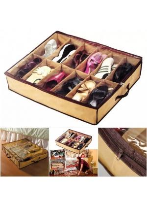 Organizador de tela para zapatos
