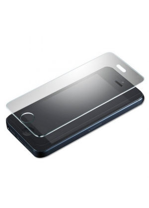 Micromaster - Protector Vidrio Templado Para Iphone 5/5S/5C - Transparente