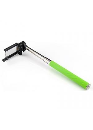 Micromaster - Monopod Extensible para Fotos Solo Varilla - Verde