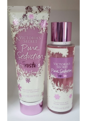 Pack PURE SEDUCTION FROSTED CREMA +  COLONIA
