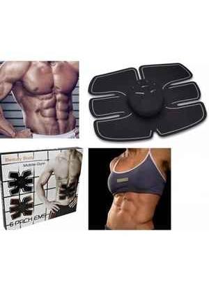 Smart Fitnes Tens Electroestimulador Reductor Abdome